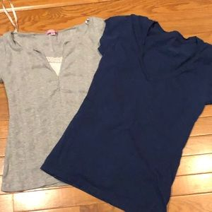 Tops - Lot of 3women's tee shirts